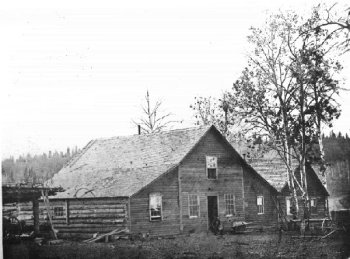 Bridge Creek House 1868